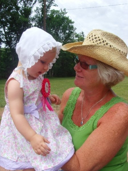 Madison & Granny Vicki